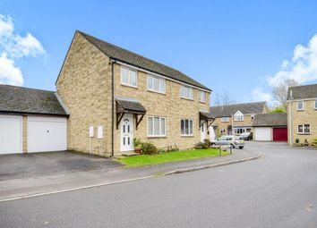 Thumbnail 3 bedroom semi-detached house for sale in Burwell Meadow, Witney