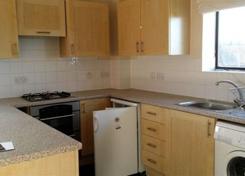 Thumbnail 1 bedroom flat to rent in Cliveden Place, Westcroft, Milton Keynes