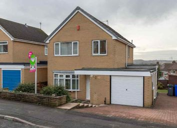 Thumbnail 3 bed detached house for sale in Sunnyfield Oval, Stoke-On-Trent