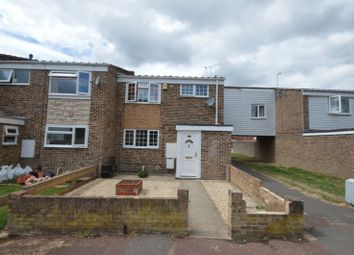 Thumbnail 4 bed terraced house for sale in Bowleymead, Swindon