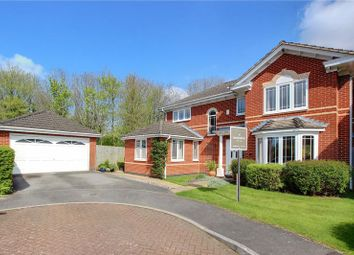 Thumbnail 4 bed detached house for sale in Fishlake Meadows, Romsey, Hampshire