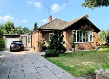 Thumbnail 3 bed detached bungalow for sale in Stanneylands Drive, Wilmslow