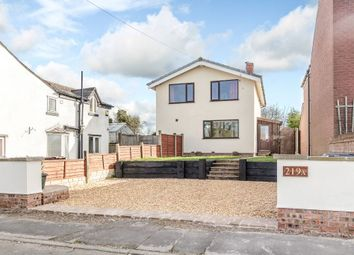 Thumbnail 3 bed detached house for sale in Liverpool Old Road, Preston, Lancashire