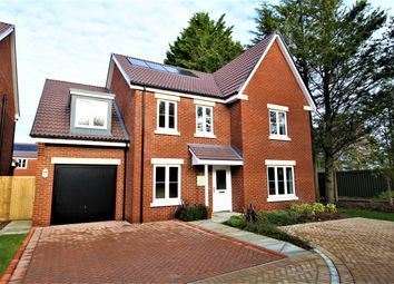 Thumbnail 5 bed detached house for sale in Russells Close, Whitehill, Hampshire