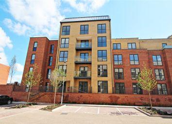 Thumbnail 1 bed flat to rent in Hallington Court, 6 Brannigan Way, Edgware