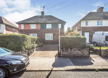 3 bed semi-detached house for sale in Fitzwilliam Road, Rotherham S65