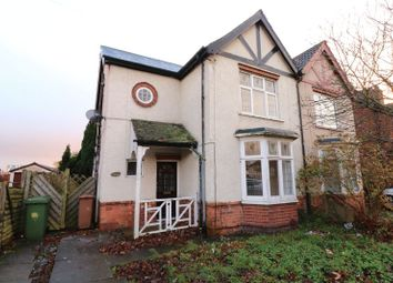 Thumbnail 3 bed semi-detached house to rent in Long Road, Scunthorpe