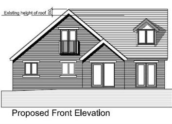Thumbnail 5 bed detached house for sale in Development Opportunity - Hockley Lane, Wingerworth, Chesterfield