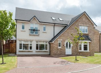 Thumbnail 5 bed property for sale in Terringzean View, Cherrytrees, Cumnock, East Ayrshire