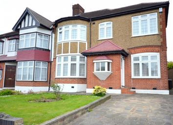 Thumbnail 4 bed semi-detached house to rent in Langside Crescent, Southgate, London
