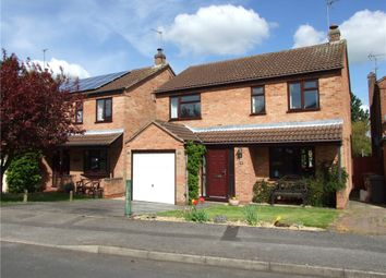 Thumbnail 4 bed detached house for sale in Goldcrest Drive, Spondon, Derby