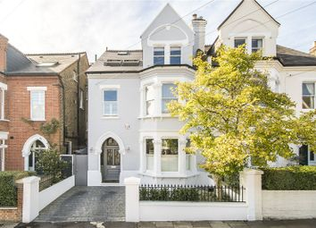Thumbnail 6 bed semi-detached house for sale in Elms Road, London