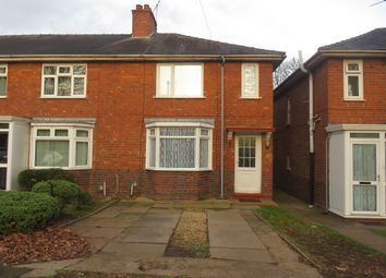 Thumbnail 2 bedroom end terrace house for sale in Menin Road, Moseley, Birmingham