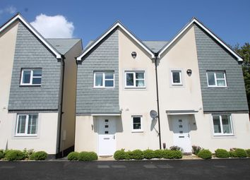 Thumbnail 2 bed semi-detached house for sale in Olympic Way, Plymouth