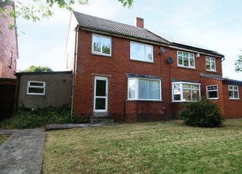 Thumbnail 3 bed semi-detached house for sale in Ravensworth Road, Ferryhill, Durham