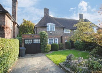 Thumbnail 4 bed semi-detached house to rent in Wildwood Road, London