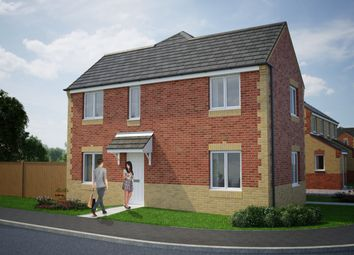 Thumbnail 3 bed semi-detached house for sale in The Galway, Carlisle Park, Carlisle Street, Swinton, South Yorkshire