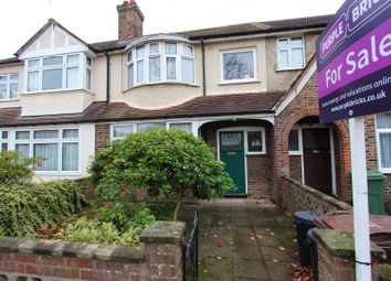 Thumbnail 3 bed terraced house for sale in Rowan Crescent, Streatham