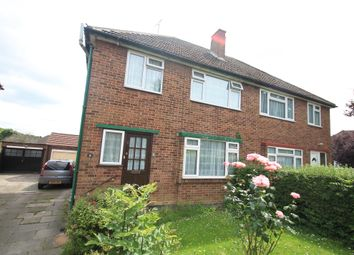 Thumbnail 3 bed property to rent in Spinney Road, Luton
