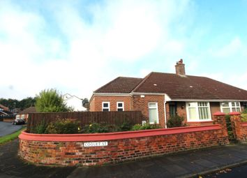 Thumbnail 2 bed bungalow for sale in Coquet Street, Jarrow