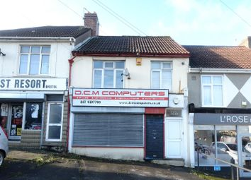 Thumbnail 2 bed property for sale in Wells Road, Whitchurch, Bristol