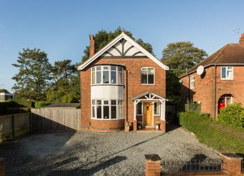 Thumbnail 3 bed detached house for sale in Beech Grove, York