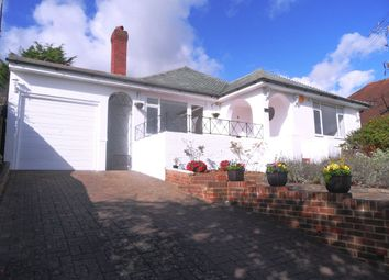Thumbnail 3 bed detached bungalow to rent in Shirley Drive, Hove