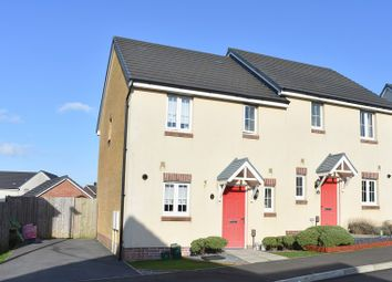 Thumbnail 3 bed semi-detached house for sale in Emily Fields, Birchgrove, Swansea.