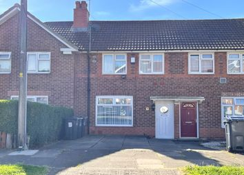 Thumbnail Terraced house for sale in Easthope Road, Birmingham