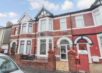 Thumbnail 3 bed terraced house for sale in Marlborough Road, Newport