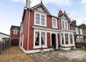 Thumbnail 4 bed detached house for sale in Crewe Road, Alsager, Stoke-On-Trent, Cheshire