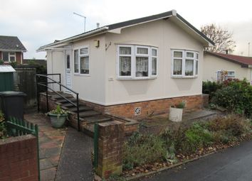 Thumbnail 2 bed mobile/park home for sale in Springfield Park (Ref 5772), Shrewsbury Road, Market Drayton, Shropshire
