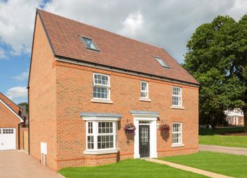 """Thumbnail 5 bed detached house for sale in """"Moorecroft"""" at Station Road, Langford, Biggleswade"""