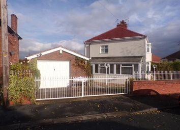Thumbnail 3 bed semi-detached house for sale in Queensway, Shotton, Deeside, Flintshire
