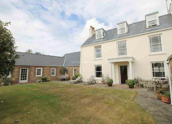 Thumbnail 4 bed detached house for sale in La Route De La Villaise, St. Ouen, Jersey