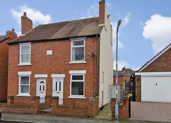Thumbnail 2 bedroom semi-detached house for sale in Edward Street, Cannock