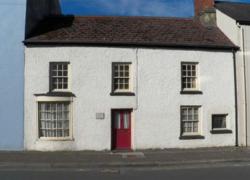 Thumbnail 3 bed terraced house for sale in King Street, Laugharne, Carmarthen