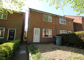 Thumbnail 2 bed semi-detached house to rent in The Lindens, Grantham