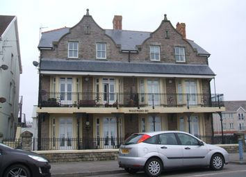 Thumbnail 1 bed flat to rent in Esplanade, Porthcawl
