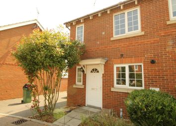 Thumbnail 2 bedroom terraced house to rent in Primrose Way, Minster On Sea, Sheerness