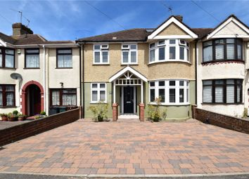 Thumbnail 5 bed semi-detached house for sale in Chastilian Road, West Dartford, Kent