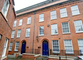 Thumbnail 2 bedroom flat to rent in Kings Court, Commerce Square, The Lace Market, Nottingham