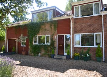 Thumbnail 4 bedroom detached house to rent in Church Lane, Whittington, King's Lynn