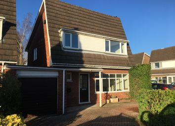 Thumbnail 4 bedroom detached house to rent in Southam Drive, Wylde Green, Sutton Coldfield