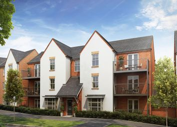"Thumbnail 2 bedroom flat for sale in ""Heathland House"" at Samborne Drive, Wokingham"