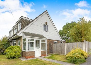 Thumbnail 3 bed semi-detached house for sale in Carisbrooke Avenue, Hazel Grove, Stockport