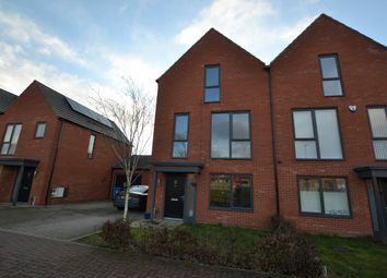Thumbnail 4 bed semi-detached house for sale in Prince William Drive, Derby