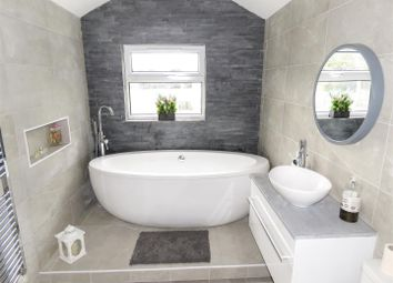 Thumbnail 3 bed semi-detached house for sale in Montagu Gardens, Kimbolton, Huntingdon