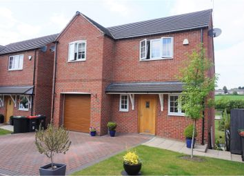 Thumbnail 4 bedroom detached house for sale in Meadow View, Selston