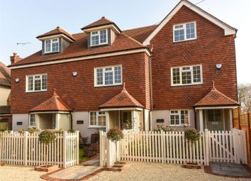 Bay Leaf Cottages, Stane Street, Westhampnett, Chichester PO18. 4 bed detached house for sale